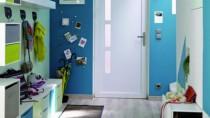 Portier vidéo : Moniteur couleur mini mains-libres pour portier vidéo Quadra