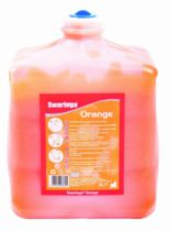 Savon : Crème lavante salissures fortes Deb® - Swarfega® orange