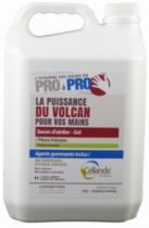 Savon microbilles Méca-Volcano