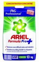 Droguerie : Lessive professionnelle en poudre Ariel® Formula Pro+