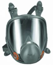 Aérogommeuse : Masque de protection sablage 3M™ 6800