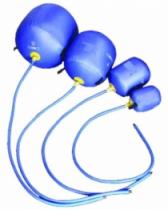 Connectique soudure et consommables : Bouchon gonflable pour tuyaux