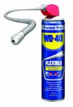 Produits de maintenance : WD 40 - aérossol avec embout flexible