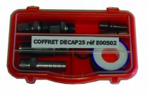 COFFRET DE MAINTENANCE DECAP25