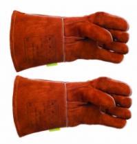 Protection soudeur : Gant Mig/Mag pouce renforcé - paire gauche