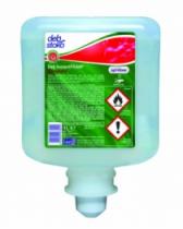 Savon : Mousse hydroalcoolique désinfectante Deb® - InstantFOAM®