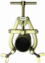 Connectique soudure et consommables : Bride d'alignement pour soudage de tuyaux - 'E-Z' FIT GOLD