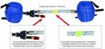 Connectique soudure et consommables : Système d'inertage pour soudage de tuyaux - PURGE BAG SYSTEM