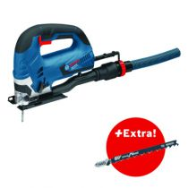 Scie sauteuse : GST 90 BE - 650 Watts + 25 lames Speed for Wood