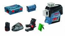 Laser de chantier : Laser en croix 3 plans GLL 3-80 CG