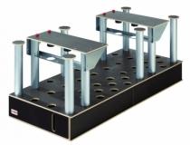 Scie à chaine pour isolant : Table de scie ST 1700 Vario pour DSS 300 cc