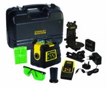 Laser de chantier : Laser rotatif automatique RL HVPW - vert