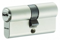 Cylindre européen de haute sûreté : Cylindre double