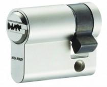Cylindre européen de sûreté : Demi-cylindre
