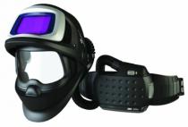 Masque à cristaux liquides ventilé : Masque Speedglass 9100 FX Air ADFLO - filtre 9100XX