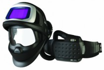 Masque à cristaux liquides ventilé : Masque Speedglass 9100 FX Air ADFLO - filtre 9100XX