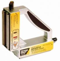 Connectique soudure et consommables : Equerre magnétique on-off - Adjust-O™ 90° Dual Switch Magnet Squares