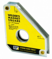Connectique soudure et consommables : Equerre magnétique - Standard Magnet Squares Multi-Angle
