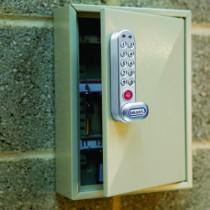 Verrou et serrure électronique autonome : Verrou de casier KL 1000