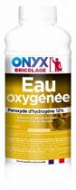 Retouche et traitement du bois : Eau oxygénée 12% (40 volumes)