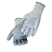 Gants contre les coupures : Fibres PEHD enduction polyuréthane