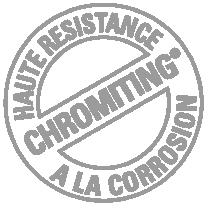 Vis pour menuiserie PVC : Acier Chromiting® - filetage total - tête fraisée réduite Philips pour menuiserie PVC