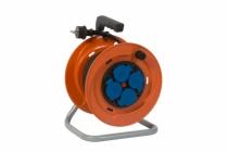 Enrouleur - prolongateur : Série IB - câble HO7 RN-F avec disjoncteur thermique