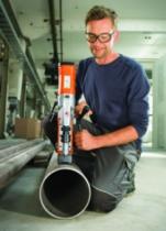 Perceuse : Unité de perçage magnétique AKBU 35 PMQ Select 12 à 35 mm - 18 V