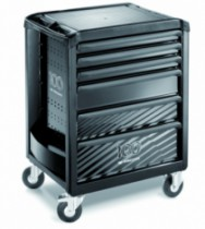 Rangement : Servante ROLL 6 tiroirs 6M3100Y - édition limitée 100 ans FACOM