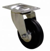 Roulette de manutention : Roue noire - Port-Roll