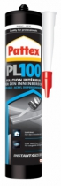 Colle : Acrylique PL 100 - fixation surpuissante