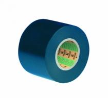 Ruban adhésif : Vinyle plastifié 15/100 mm - noir - 6022