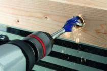 Mèche à bois : Coffret Blue Groove 6x