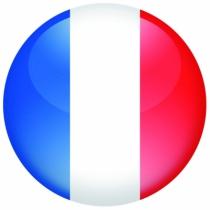 Rouleau : Monture manche plastique creux