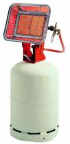 Chauffage : Radiant gaz portable sur bouteille