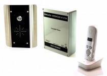 Interphone sans fil : Kit interphone 603-AB