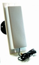 Interphone sans fil : Antenne longue portée