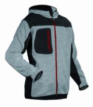 Vêtement de travail : Veste tricot Bora