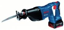 Scie sabre sans fil : GSA 18 V-LI Professional