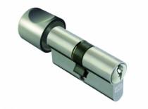 Cylindre européen de sûreté : Cylindre à bouton