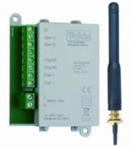Solution domotique : Module portail Connecte pour motorisation de portail Faac