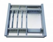 Accessoire pour tiroir antaro\intivo : Range-couverts inox - modulable