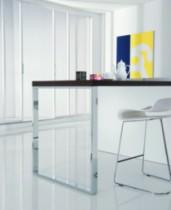 Pied de table carré : Pied de table cadre