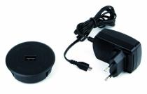Enrouleur - prolongateur : Chargeur téléphone par induction - Airtop