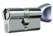 Cylindre européen 5 goupilles : Cylindre à bouton