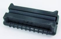 Outil de miroitier : Rabot à deux pierres carbure de silicium