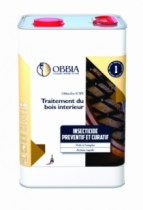 Traitement du bois : Obbiatex ICSPE