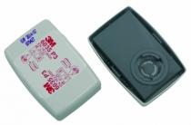 Masques réutilisables : Filtres P3R pour masque 3M™ 6800