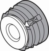 Rotation : Blum - ferrure EXPANDO T seul