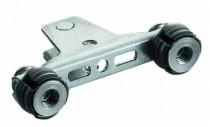 Kit tiroir double paroi Blum - LEGRABOX - TIP-ON : Inox